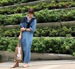 武藤京子ブログ「6月4日のお洋服と H&Mの プチプラピアス」