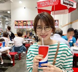 武藤京子ブログ「6月17日のお洋服と コストコでお買い物」