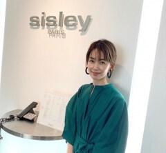 武藤京子ブログ「sisley(シスレー)の フェイシャルトリートメントに行ってきました」
