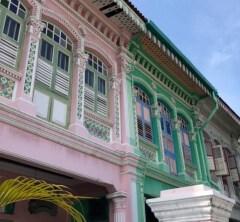 シンガポールのプラナカン文化に触れる