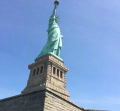 ニューヨークからブログ書きます