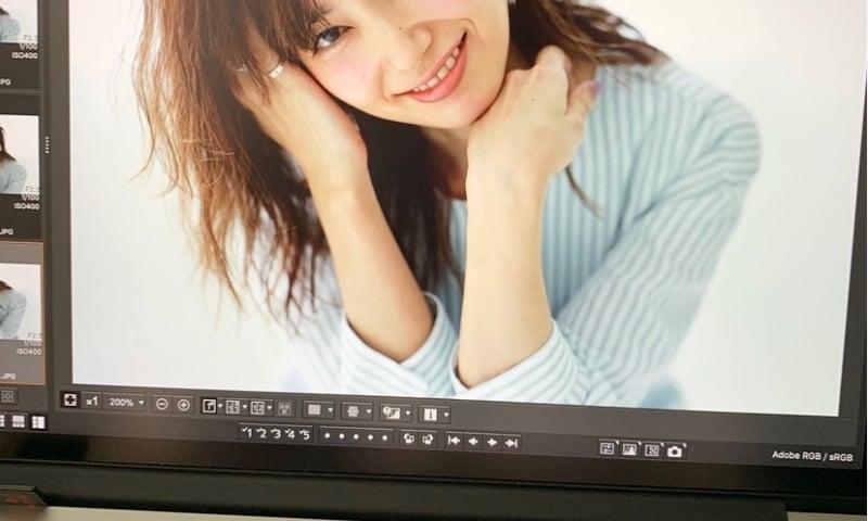 武藤京子ブログ「コンポジット(プロフィール用写真)撮影してきました」