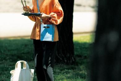 【黒パンツ1週間コーデ⑥】真夏のアウトドアは汗をかいても汚れても家で洗える優秀パンツが使える![8/10 Sat.]