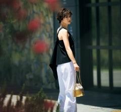 【夏同窓会ファッション】夏の終わりの肌見せ服[8/29Thu.]