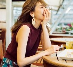 久々な女子会の主役はドラマ感ある【柄スカート】に決まり![8/3 Sat.]