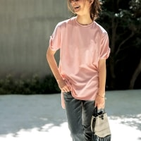 【2019夏】Tシャツコーデ25選!40代が着てもイタくならないTシャツスタイル