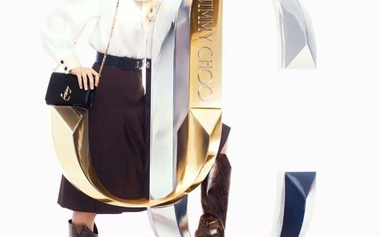 JIMMY CHOO 2019年秋冬コレクションより、ブランドの新しいアイコンとなるJCロゴが登場します!