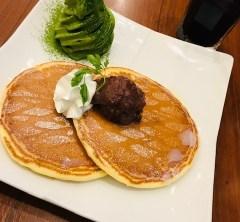 40代の心をつかんで離さないパンケーキ食べある日記18【CAFE会】