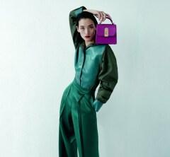 サルヴァトーレ フェラガモが、新作シグネチャーバッグ 「Boxyz」を発売しました!