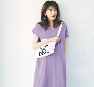 【セレST 100号記念】美香さん「MICA&DEAL」コラボワンピ