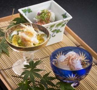 夏のゆかたを粋に楽しむ、「とうふ屋うかい 鷺沼店」の涼宴