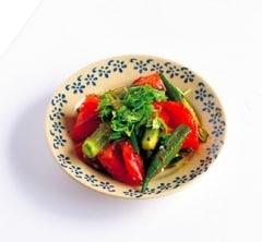 ベトナム風オクラとトマトの炒めもの【プロに聞いたお家ごはんレシピ】