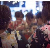 『ゆかたdeナイトパーティー』参加者募集❗️in銀座三越
