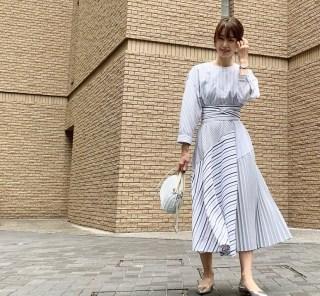 武藤京子ブログ「ちょっとキレイ目意識の 7月11日のお洋服」