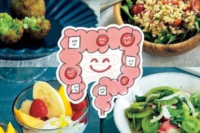 40代に腸活ダイエットがおすすめな理由と満足できる腸活レシピ