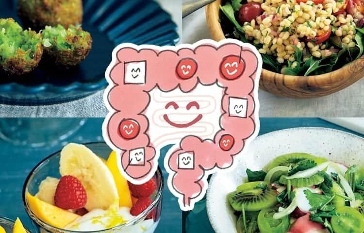 40代のダイエットに腸活がおすすめな理由と満足できる腸活レシピ