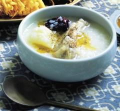 スープ風サムゲタン ご飯を鶏肉に詰める作業を省いたお手軽レシピ【プロに聞いたお家ごはんレシピ】