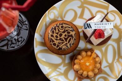 時の世界へと誘う「東京マリオットホテル×フランク ミュラー」のアフタヌーンティー