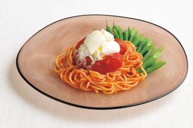 トマトとモッツアレラの 冷製パスタ【簡単!夏休みのお昼ご飯レシピ】