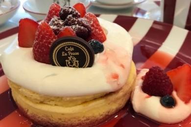 40代の心をつかんで離さないパンケーキ食べある日記19【カフェ ラ・ポーズ】