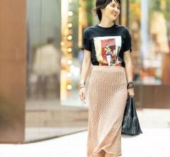 【街のオシャレ40代SNAP!September 15th】TシャツもZARAなら安心オシャレ