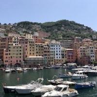 イタリアの小さな港町