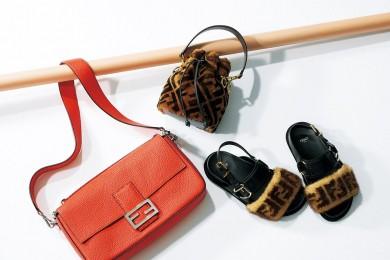 ハイブランドの新作バッグと靴をチェック!
