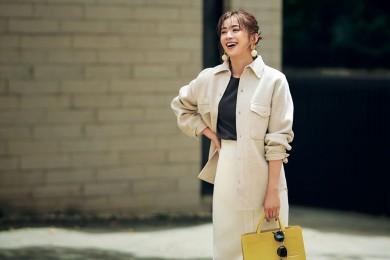 週末に買った【CPOジャケット】を着て、今週もお仕事がんばります![10/7 Mon.]