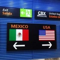 メキシコから徒歩でアメリカへ!