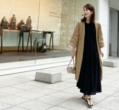 武藤京子ブログ「展示会でオーダーしていた@TOFF&LOADSTONEのパイソンバッグでコーディネート」