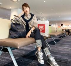 武藤京子ブログ「珍しく ラーメンを食べなかった 福岡帰省」