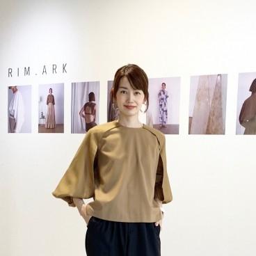 武藤京子ブログ「@RIM.ARK(リム アーク) 2020SS 展示会に行ってきました」