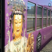 嵐電の観音電車で仁和寺へ京都秋旅