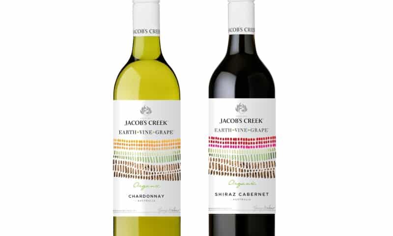 オーガニックワインが「ジェイコブス・クリーク」から日本に初上陸しました!