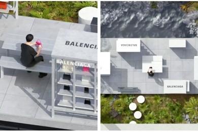 バレンシアガ スペシャルイベント「Balenciaga Ephemeral Handbag Shop」がいよいよ始まります!
