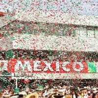 2回目の ¡ Viva México !
