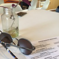 『食とメディテーション』レストラン