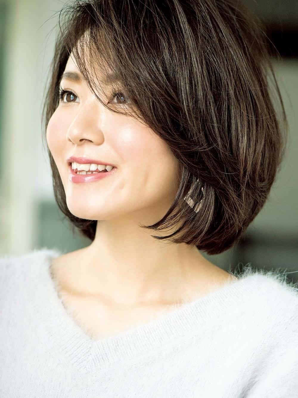 人気髪型ランキングTOP20【40代の毎日ヘアスタイル】 \u2013 STORY