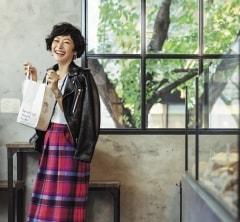 田丸麻紀さんが秋一番に選んだ服を、皆さんにもお取り置きしました!【セレSTORY】
