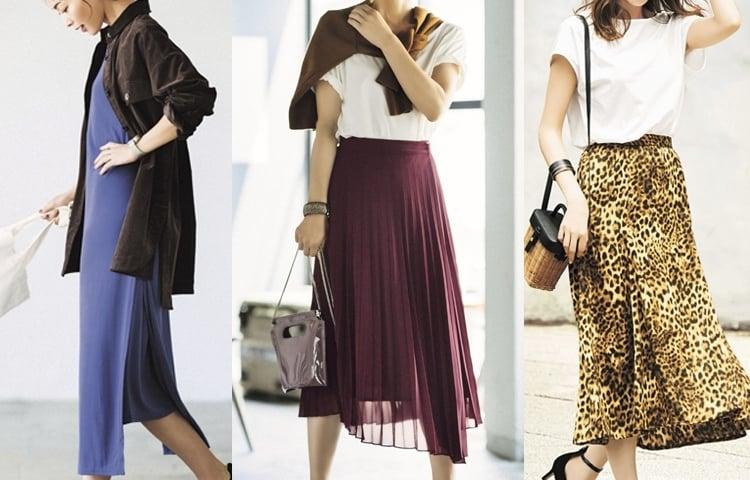 セレSTORY発「秋の流行を先取りしながら涼しい服」