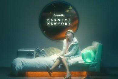 バーニーズ ニューヨーク銀座本店15周年を記念してミュージックビデオプロジェクトがスタート!