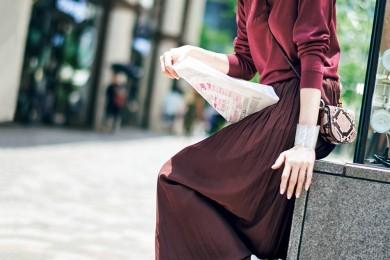 「今日の40代おしゃれコーデ」人気ランキングトップ5![9/16~9/30]