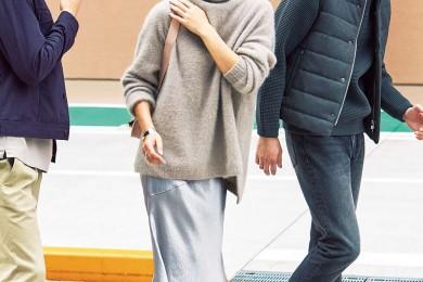 プチ同窓会は【シャイニースカート】で親しみやすい女らしさを[11/17 Sun.]