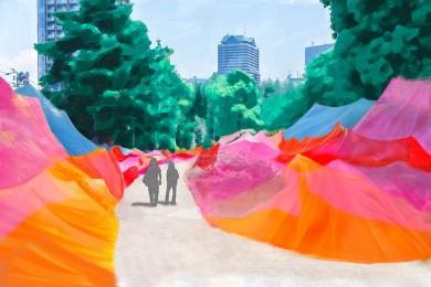 東京ミッドタウンで「Tokyo Midtown DESIGN TOUCH 2019」を開催!