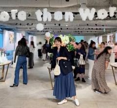 武藤京子ブログ「@Cosme Kitchen 2020 SPRING 展示会に行ってきました」