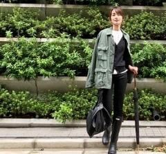 武藤京子ブログ「急に寒くなって とりあえず重ね着に走る」