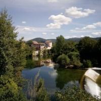 北イタリアの世界遺産と別格美味プロシュット、スロヴェニア国境超え