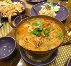 アテンドに使う万能タイ料理レストラン