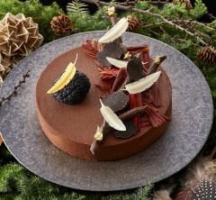 「帝国ホテル」開業130周年を記念した、トリュフが香るクリスマスケーキ