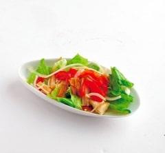 炒めえのきと 野菜のさっぱりサラダ【プロに聞いたお家ごはんレシピ】